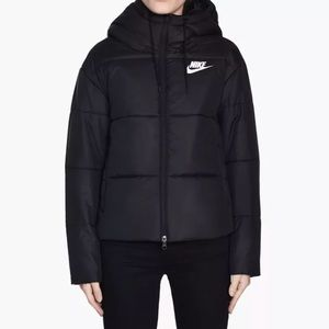 61b8a99ed23c Nike Jackets   Coats - New Women NIKE THERMORE Black Winter ❄️Jacket sz L